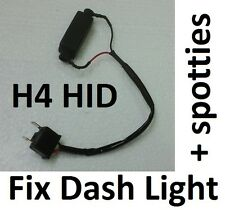 H4 HID Load Module - blue dash light Toyota Landcruiser 70 75 76 78 79 80 series