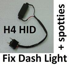 H4 HID Load Module - blue dash light Toyota Landcruiser 70 75 76 78 79 80 series