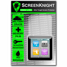ScreenKnight Apple iPod Nano 6th Gen FRONT SCREEN PROTECTOR invisible shield