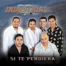 Si Te Perdiera Industria del Amor CD ALL CD'S ARE BRAND NEW AND FACTORY SEALED