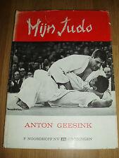 Mijn Judo - Anton Geesink, 10th Dan - MMA, UFC, NHB, Grappling, Judo, BJJ