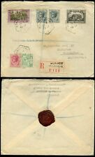 MONACO 1928 registrati PORTA condamine TPO hexagonals 5 colore franking inc.surch