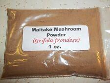 1 oz. Maitake Mushroom Powder (Grifola frondosa)