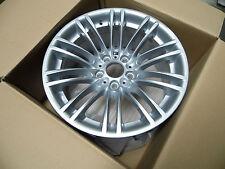 """BMW E90 E92 E93 Alloy m sport 219 18"""" wheel reflex-silver"""