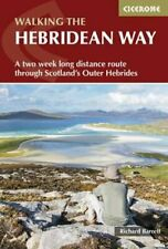 The Hebridean Way Long-distance walking route through Scotland'... 9781852847272