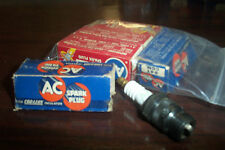 6 NOS AC SPARK PLUGS FOR BIG TRUCKS,TRACTORS,& IND.EQUIP. #C84T-COM