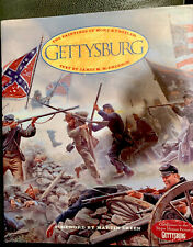 CIVIL WAR, GETTYSBURG,Paintings of Mort Kunstler(Hardcover) First Ed.! Like New
