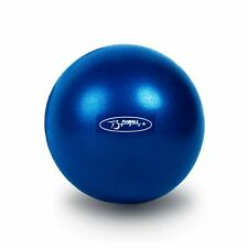 """FitBall Mini Exercise Ball 9"""" Dark Blue"""
