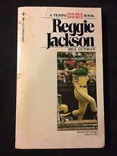 1974 Tempo Double Book by Gutman Reggie Jackson Johnny Bench PB 5740