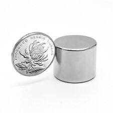1pc 25mm x 20mm N50 Strong Round Cylinder Magnets Rare Earth Neodymium Magents