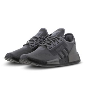 Adidas NMD R1 V2 Grey Black Grey Trainers All Size Men's Trainer Limited Stock