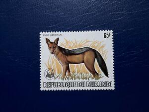 BURUNDI-,ANIMALS-fauna-1983-MNH