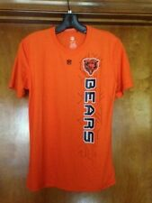 Chicago Bears Nfl Team Apparel T-Shirt Orange Youth Size L 14/16 Nwt Fast Ship