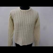 "Femme sans marque pull beige taille 46"" Grade B BA091"