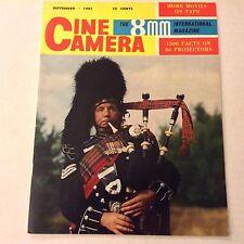 Cine Camera 8mm Magazine Deamer On ZLR September 1963 061517nonrh