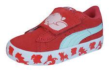 PUMA Sportschuhe für Jungen aus Wildleder