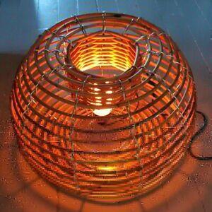 Lobster pot Floor lamp shade