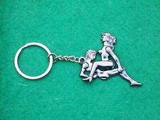 Unisex Novelty 'Naughty' Key Ring! Spark Up A Conversation!.