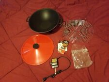 """The Original  West Bend Electric Wok"""" with non-stick SilverStone Model# 5109"""