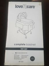 Baby Bassinet Love n Care - White in colour