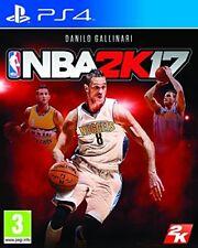 Take-two Interactive NBA 2k17 Ps4 Basico Playstation 4 ITA Videogioco