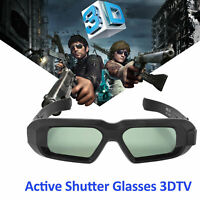 Active Shutter 3D Glasses Blue-tooth for Samsung Sony 3DTV EPSON 3D Projector