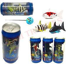 Coca-Cola Recipiente RADIO TELECOMANDO RC SUPER MINI ELETTRICO squalo pesce
