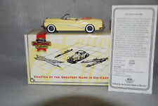 New 1953 Matchbox Collectibles 1/43 Buick Skylark Yellow Convertible