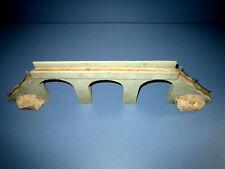 Trix Express 00 Brücke Übergang Holz Sehr Selten bespielter Zustand