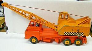 Dinky Supertoy #972 Coles Truck Mounted Crane