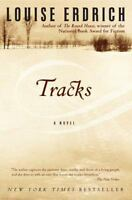 TRACKS a novel by Louise Erdrich FREE SHIPPING paperback book Native American
