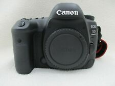 Canon EOS 5D Mark IV 30.4MP Digital SLR Camera - (Body Only) (18 Shutter Count)