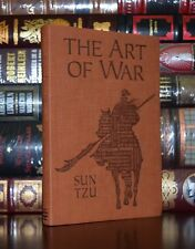 The Art of War by Sun Tzu  Brand New Unabridged Soft Leather Feel Edition