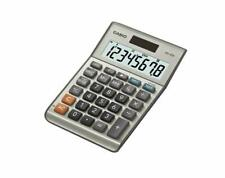 Casio Ms-80S-S-Ih Desktop Basic Calculator Ms80Ssih