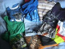 1 x Pulli;2 x Langarmshirt;4 x T- Shirt;2 x Trikot kurz;3 x Muskelshir in Gr 140