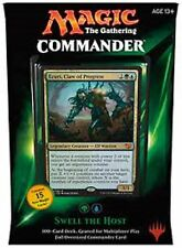 Magic MTG Cards Commander 2015 Deck - Swell the Host - BRAND NEW FREE SHIPPING