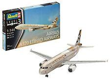 Modellini statici di aerei e veicoli spaziali multicolore Airbus A320