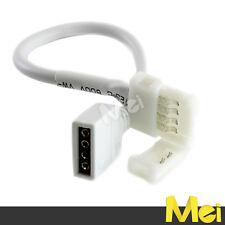 R002 connettore 4PIN e clip 10MM per striscia led RGB 5050
