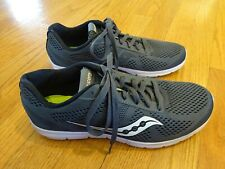 Women's Saucony  Form 2 U Gray/White Shoes Size 9.5