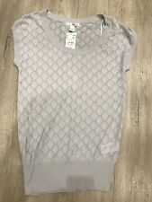 Light Grey Tank Top, Size 8, New With Tags