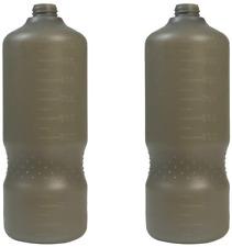 "1/4"" Snow Foam Washer Gun Car Wash Soap Lance Cannon Spray Pressure Jet Bottle"