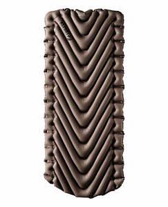 Klymit Static V Luxe Stone Isomatte Luftmatte Sleeping Pad Outdoor