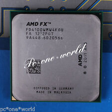 100% OK FD4300WMW4MHK AMD FX-4300 3.8 GHz Quad-Core Processor CPU