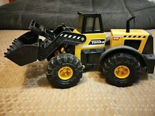 Tonka pressed steel front loader pre loved good condition