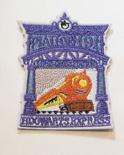 """Harry Potter Hogwarts Express """"Platform 9 3/4"""" Embroidered Sewn On/Iron On Patch"""