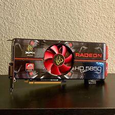 XFX ATI Radeon HD 5850 1GB GDDR5 GPU (Used)