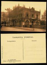 Tarjeta Postal Ciudad Real. Colegio de Huerfanos Ferroviarios Nº 18. FOTO ROISIN