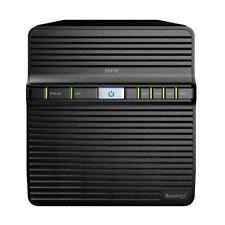 Synology DiskStation DS418j 4 Bay NAS Server Dual Core - Diskless