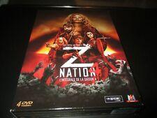 "COFFRET 4 DVD ""Z NATION - INTEGRALE SAISON 4"" serie horreur"