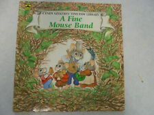 Cyndy Szekeres' Tiny Paw Library: A Fine Mouse Band (1989, Paperback)